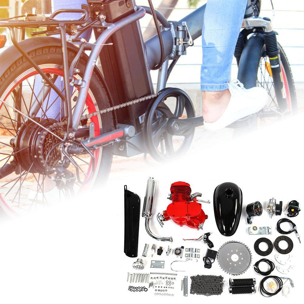 Zerone 80cc Bike Motorized Bicycle 2