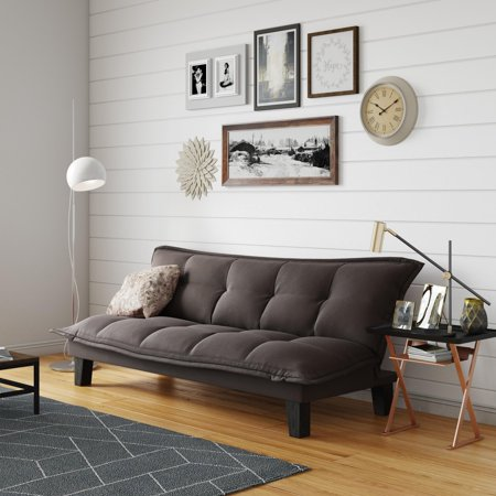 RealRooms Kady Futon Couch, Small Space Living, Multiple Colors ()