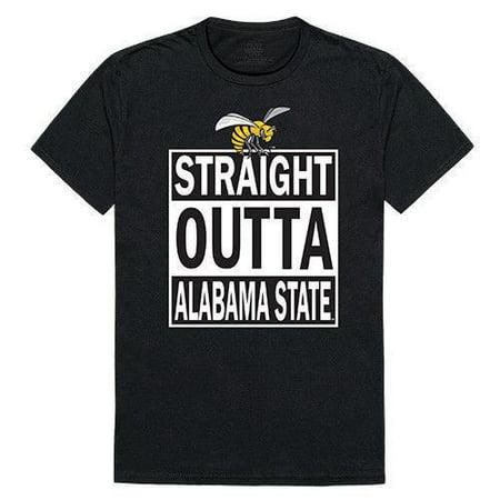 Asu Alabama State University Hornets Team NCAA Unisex Shirt T-Shirt Tee