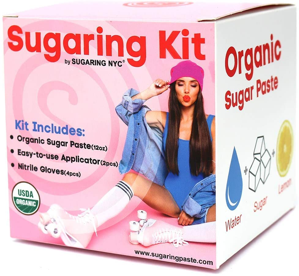 Sugaring Hair Removal Kit By Sugaring Nyc Best Waxing