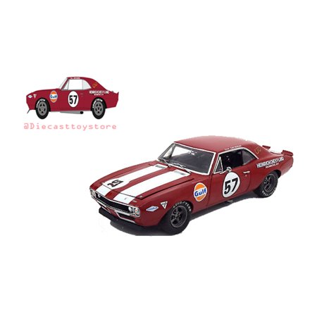 Greenlight 1 64 Gl Muscle Series 20 1967 Chevrolet Camaro Z 28 57 Heinrich Chevy Land 13210 A