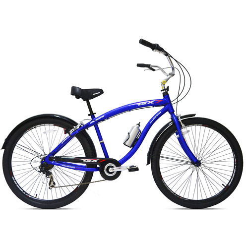 29 Quot Men S Genesis Astra Gx7 Bike Blue Walmart Com
