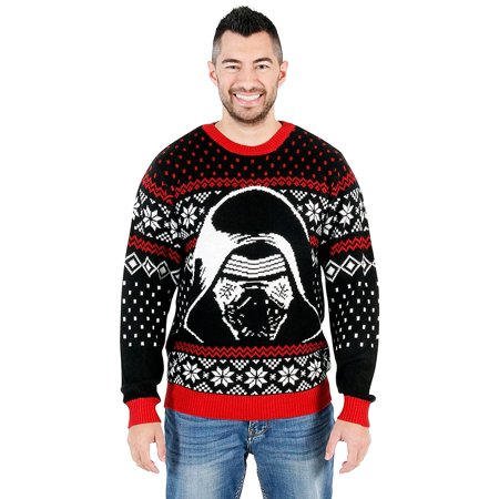 Star Wars The Force Awakens Kylo Ren Ugly Christmas - Infant Ugly Christmas Sweater