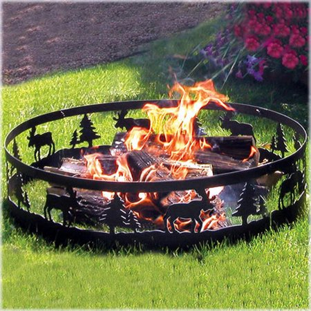 CobraCo Moose Campfire Ring