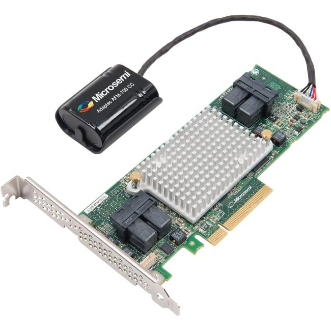Microsemi 2287101 R Adaptec Raid 81605Z V2 Single 12Gbps 16I