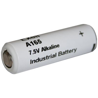 Exell Battery A165 Replaces ANSI   NEDA 1500A, IEC 5LR52, Eveready EN165A by Exell Battery