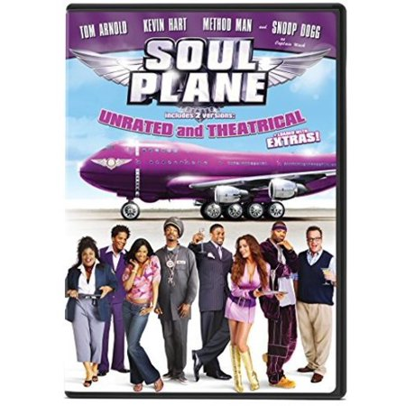 Soul Plane (DVD) (Soultaker Movie)
