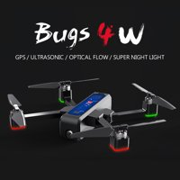MJX Bugs 4W RC Drone with Camera 2K 5G Wifi FPV Optical Positioning B4W Foldable Quadcopter Follow Me Altitude Hold Drone