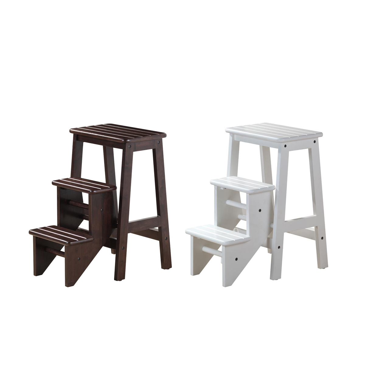 Cosco 3 Step Steel Commercial Folding Step Stool With 300