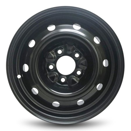 "Road Ready 15"" Steel Wheel Rim 01-03 Plymouth Voyager 01-07 Dodge Caravan Chrysler Town &Country"