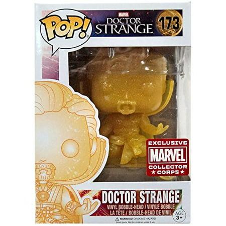 Funko Doctor Strange Pop! Exclusive Marvel Collector Corps Exclusive Vinyl Figure - image 1 de 1