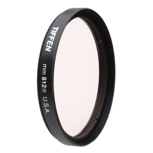 Tiffen 812 Warming Filter 49mm Warm Tone Tiffen Camera Lens Filter