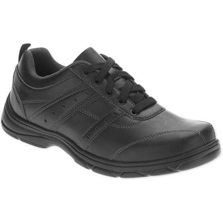 39db5c83 Wrangler - Wrangler Men's Memory Foam Oxford Shoe - Walmart.com
