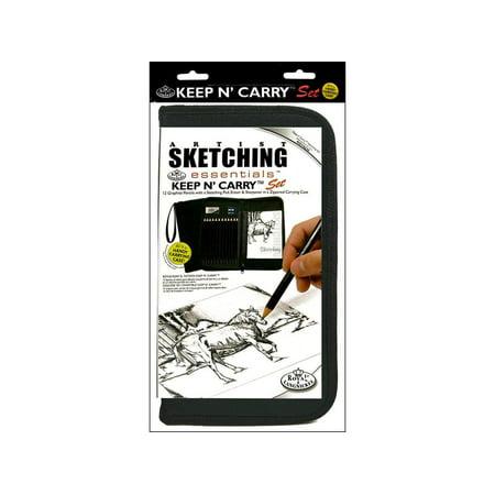Royal Artist Essentials Set Keep n Carry Sketching