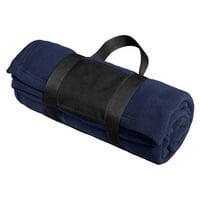 Port Authority Carry Strap Perfect Fleece Blanket