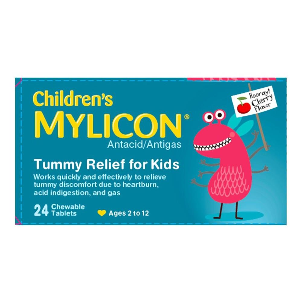 Mylicon Children's Multi Symptom Chewables (Pack of 36)
