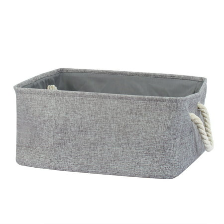 Collapsible Fabric Storage Bins Basket Toys Towels Storage Container](Toy Storage Containers)