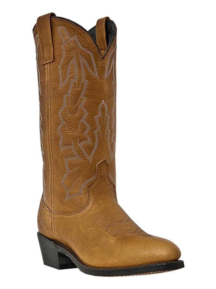 Laredo 68372 Men's Walnut Jacksonville Western Boots by Laredo