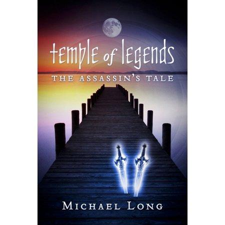 Temple of Legends - eBook