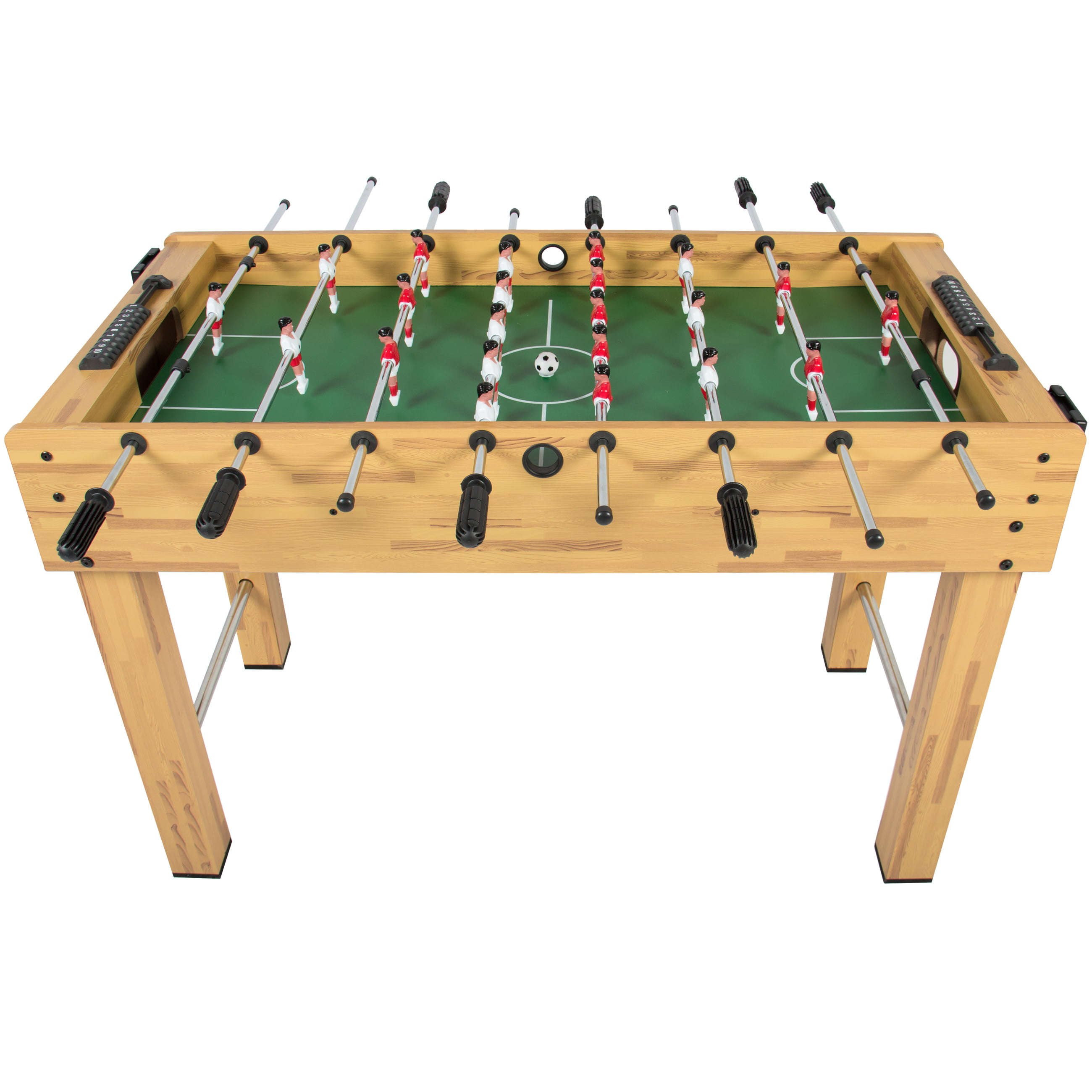 Best Choice Products 48 Foosball Table Compeion Sized Soccer Arcade Room