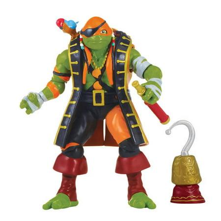 Teenage Mutant Ninja Turtles Out of the Shadows Pirate Michelangelo Basic