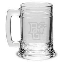 Bowling Green Crystal Colonial Beer Tankard