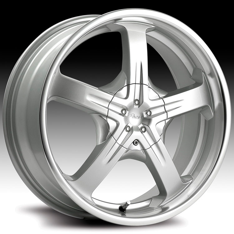 Pacer 774MS Reliant Silver 15x7 4x100 / 4x4.5 40mm (774MS-5750340)