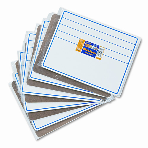 THE CHENILLE KRAFT COMPANY                         Chenille Kraft Creativity Street Dry-Erase Stude Dry Erase Board (Set of 10)