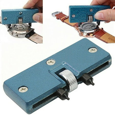 Watchmaker Opener Adjustable Remover Repair Watches Tools Screw-on Back Case Opener SPPYY
