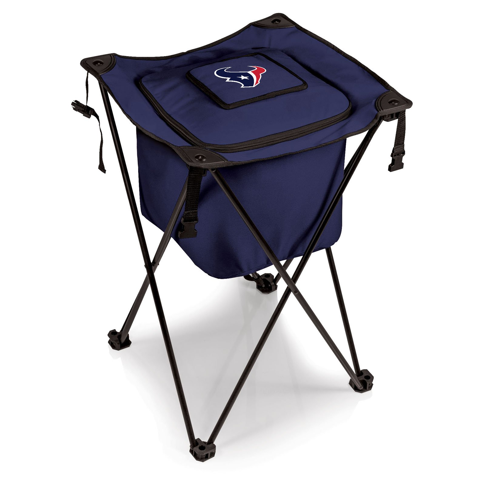 Picnic Time Sidekick, Red Houston Texans Digital Print