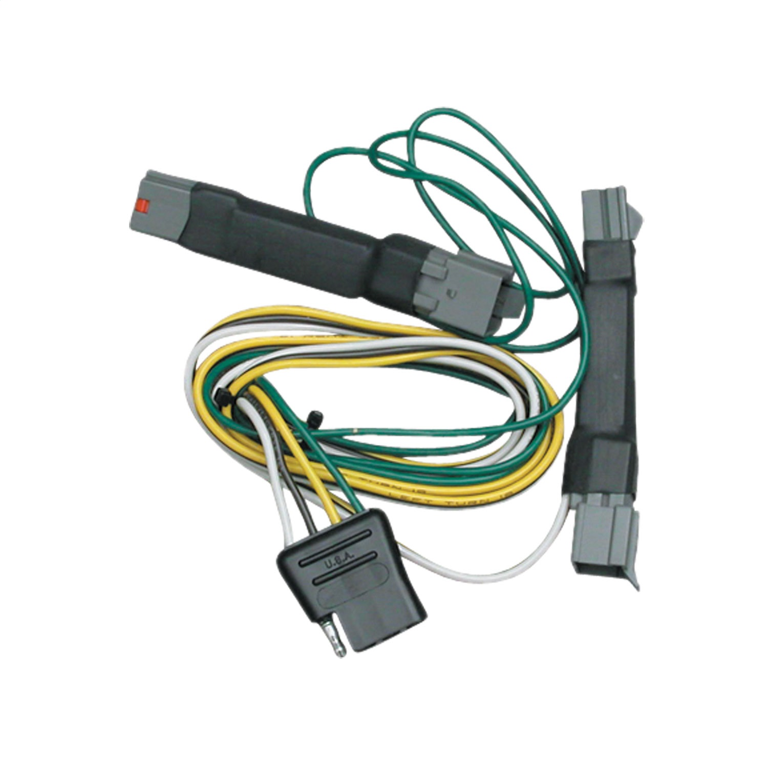 Tekonsha 118358 T-One Connector Assembly with Converter