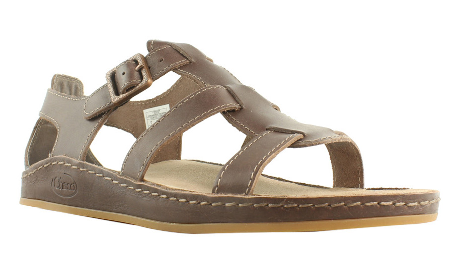 Chaco Womens Brown Strap Sandals Size 7 New by Chaco