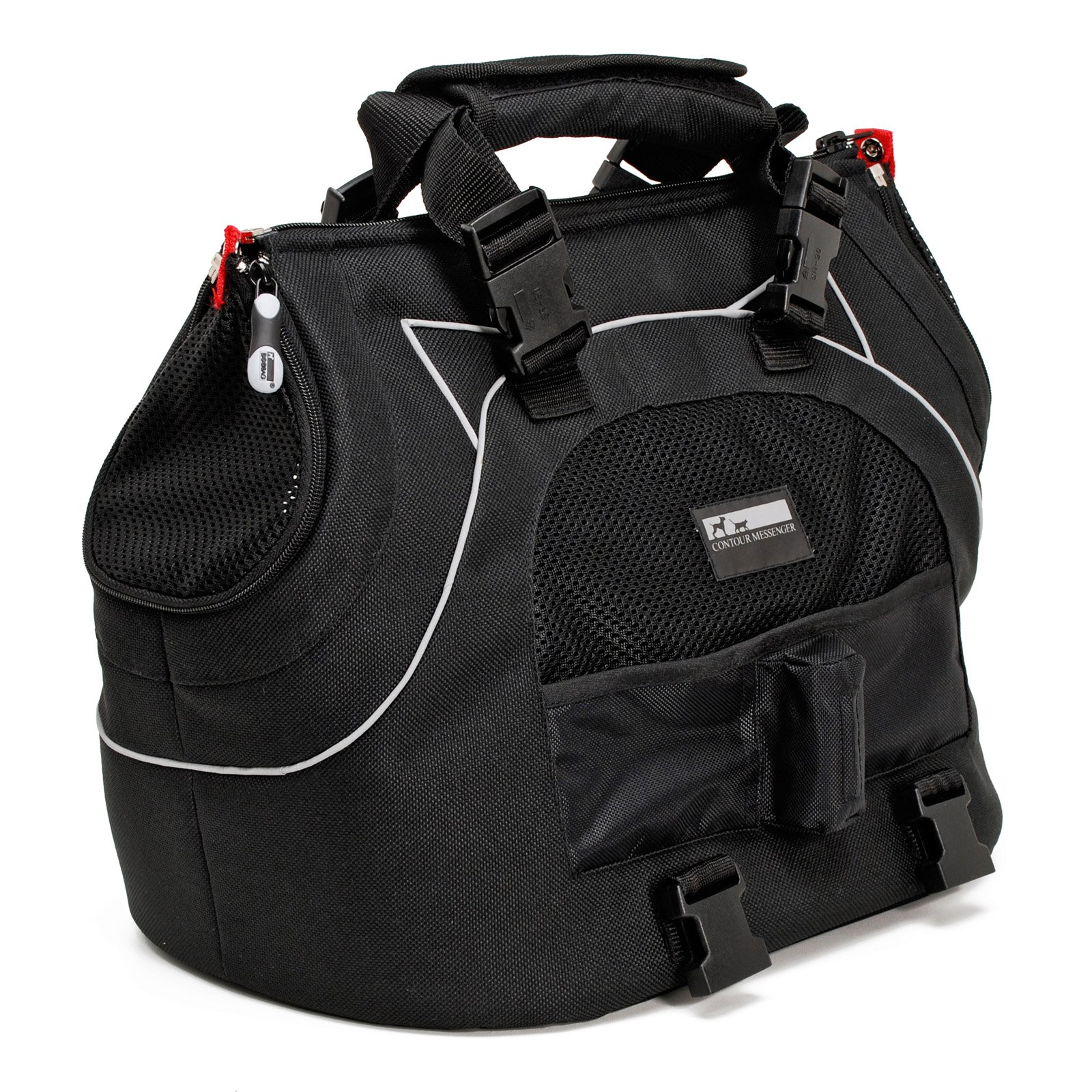Pet Ego USB Plus Black Label Travel Bag - Airline Approved