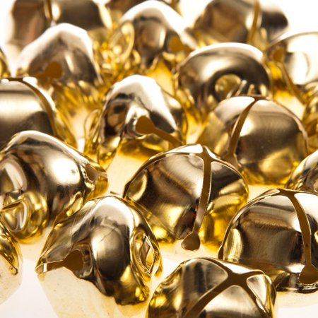 Jumbo Gold Jingle Bells -
