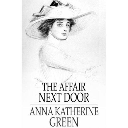 The Affair Next Door - eBook