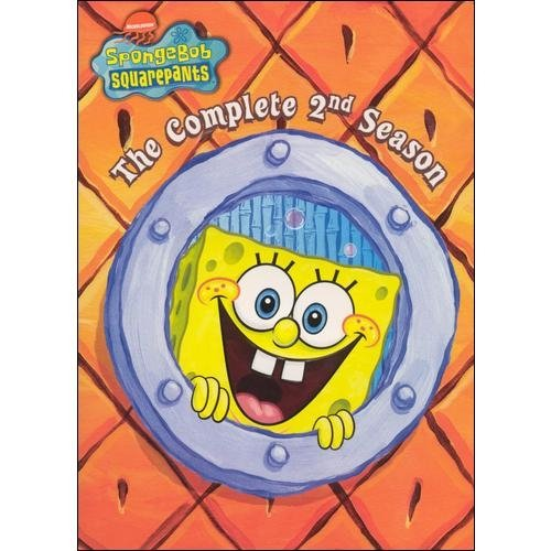 SpongeBob SquarePants: The Complete Second Season (Full Frame)