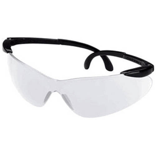 Champion Traps and Targets Shooting Glasses Ballistic Open, Black/Clear