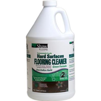 Shaw-R2Xghsg Shaw R2X Green Hardsurface Floor Cleaner, Gallon Refill