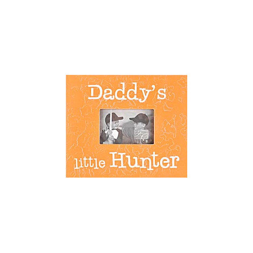 Forest Creations Daddy's Little Hunter Picture Frame