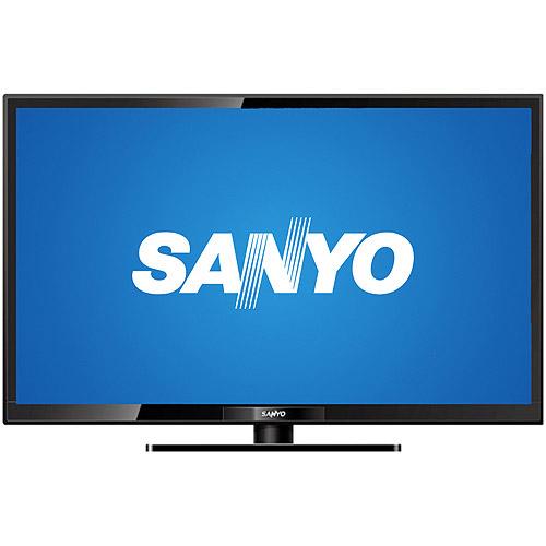 "SANYO DP24E14 24"" 720p 60Hz Edge-Lit LED-LCD HDTV, Refurbished"