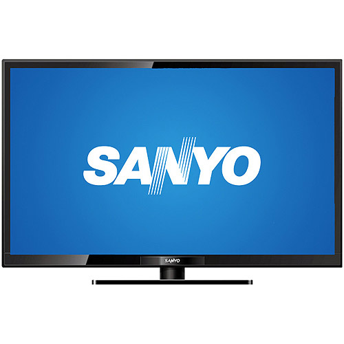 "SANYO DP24E14 24"" 720p 60Hz Edge-Lit LED-LCD HDTV, Refurbished"
