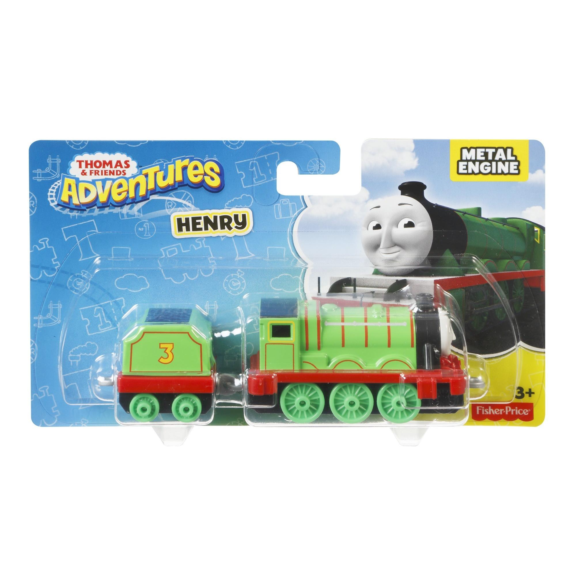 Thomas Friends Adventures Henry