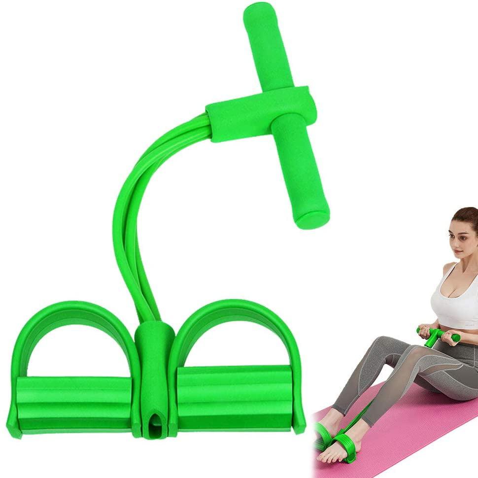 Slibrat Yoga-Widerstand-Band Indoor-elastische Band-Fitness-Trainingsgeräte
