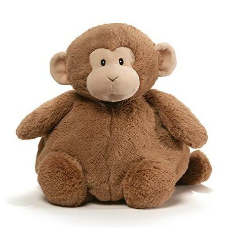 Gund Baby Chub Monkey Stuffed Animal - Walmart.com 392600d26