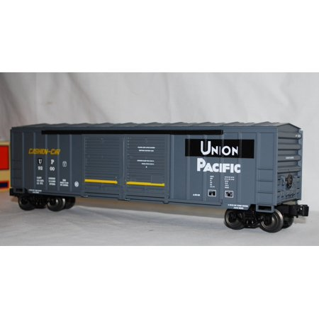 Lionel 6-17232 SP/UP Merger Double Door DD Boxcar w/ Auto Frames Union Pacific