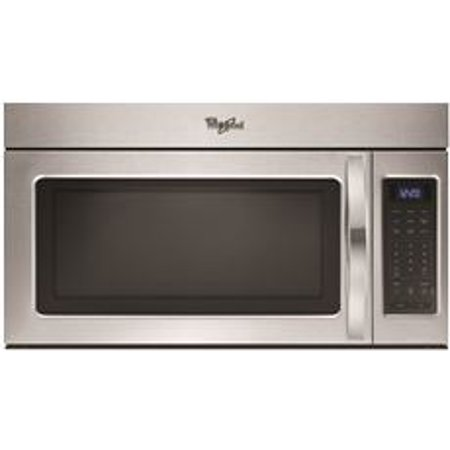 Whirlpool 1 7 Cu Ft Over The Range Combination Microwave Oven