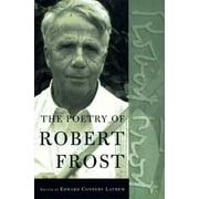 Poetry of Robert Frost - Paperback
