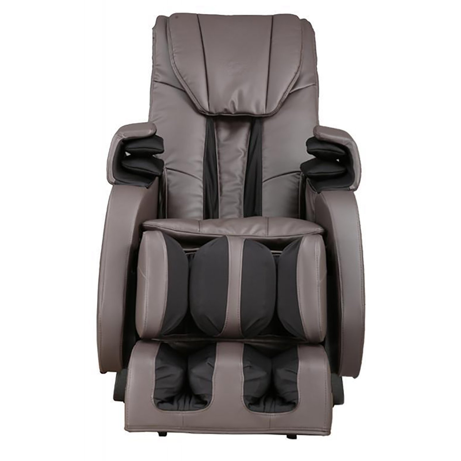 BestMassage Electric Zero Gravity Massage Chair Recliner Heat Long Rail L-Track