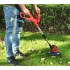 PowerSmart PS76110A 20V Lithium-Ion Cordless String Trimmer, 1.5 Ah Battery and Charger Included