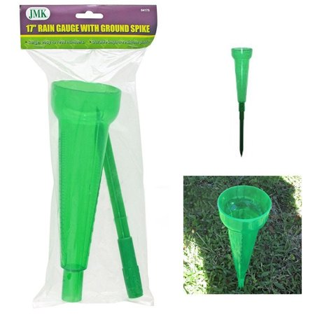 Rain Gauge Set Plastic 17